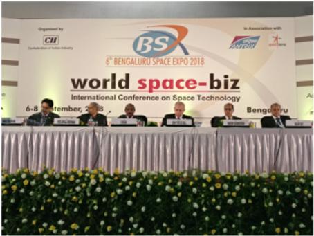 6th Edition of Space Expo held in Bengaluru last week