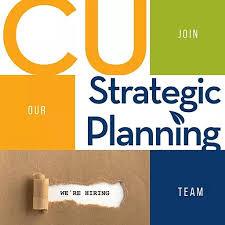 CU Strategic Planning is growing! Now hiring in Palm Springs.