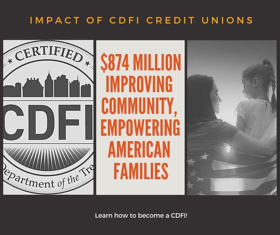 Become a CDFI Certified Credit Union