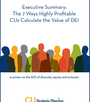 "Credit Unions ""How to"" Calculate the Value of Diversity"