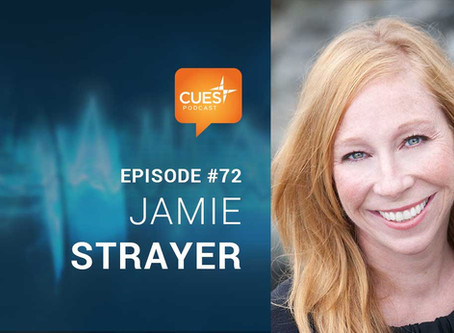CU Strategic Planning's Jamie Strayer interviewed for CUES Podcast