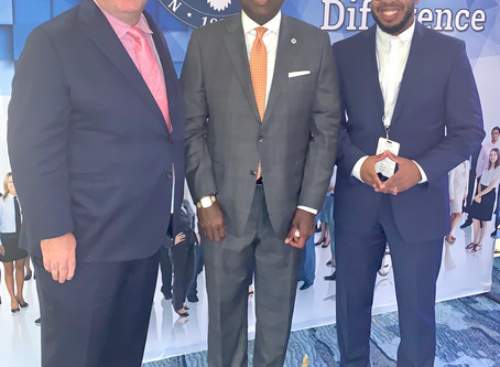 Ronaldo Hardy & Mike Beall Get Personal at NCUA's Diversity Equity and Inclusion Summit