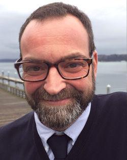 Christopher Verdosci, Business Development Administrator
