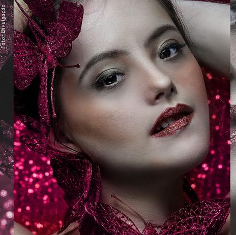 Maju de Araújo é modelo recordista nas passarelas do Fashion Week e embaixadora da L'Oréal Paris.