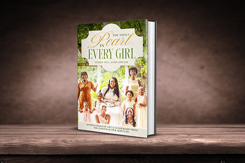 The Small PEARL In Every Girl HARD COVER AUTOGRAPHED