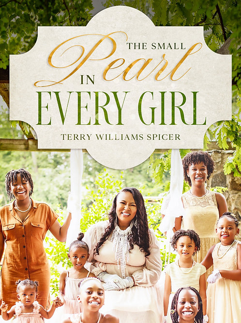The Small PEARL In Every Girl! PAPERBACK AUTOGRAPHED
