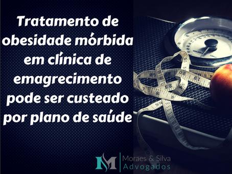 Tratamento de obesidade mórbida em clínica de emagrecimento pode ser custeado por plano de saúde