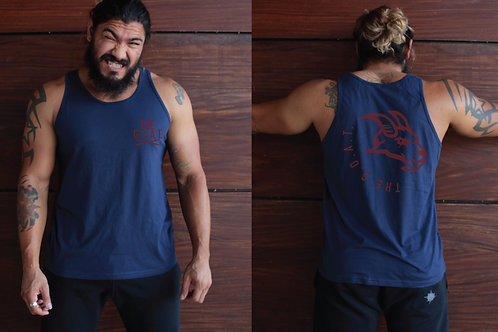 THE GOAT CHEST TANK