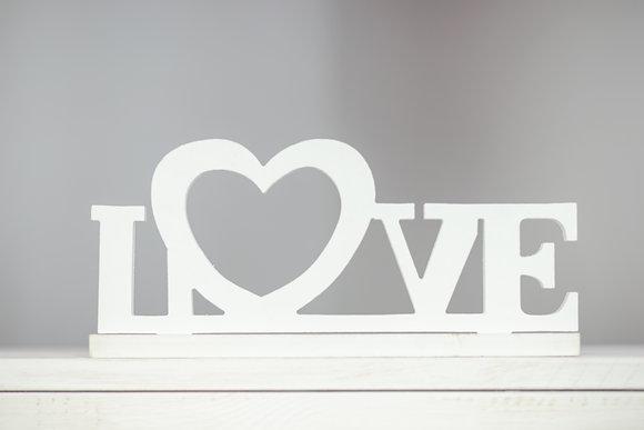 "Слово ""Love"" настольное"