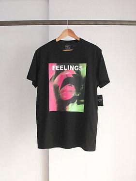 FOREVER21 Men's Feelings Graphic Tee