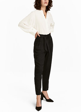 H&M Women's Pants Loose fit