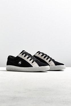 Airwalk Men's Random Black & White Skate Sneakers