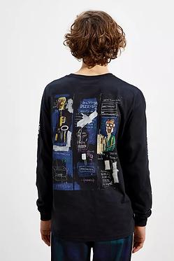 Basquiat Long Sleeve Tee
