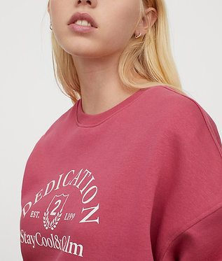 H&M Women's Dedication Sweatshirt