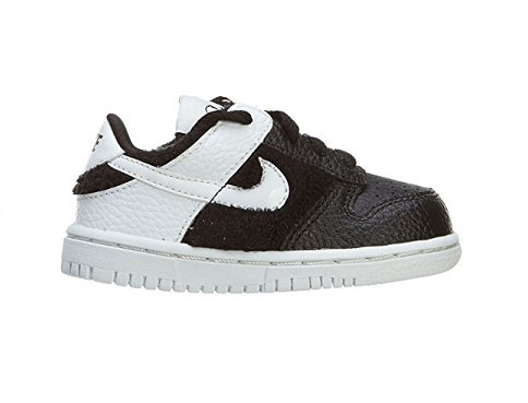 Nike Boys Toddler Dunk Low BLK/WH