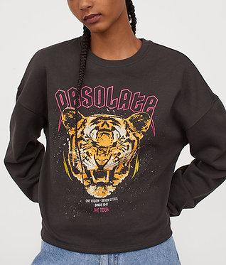 H&M Women's Desolate Sweatshirt