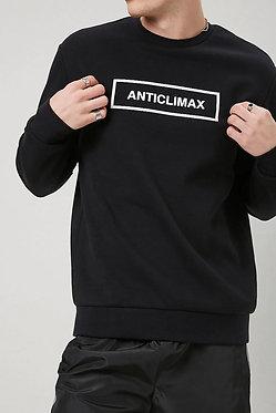 Forever21 Men's Anticlimax Graphic Sweatshirt