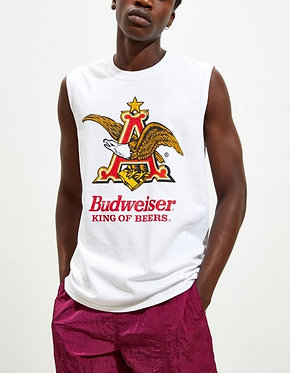Budweiser Muscle Tank Top