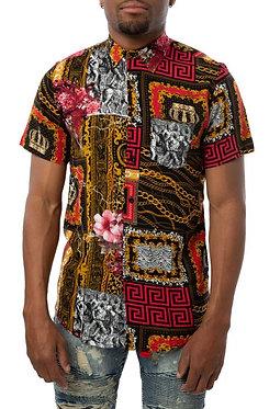 REASON William Woven Shirt