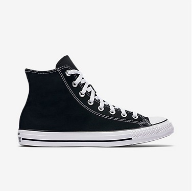 CONVERSE Unisex Chuck Taylor All Star High Top Black