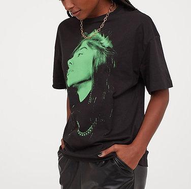 H&M Women's Billie Eilish T-shirt