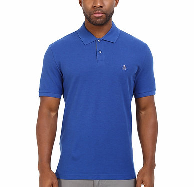 Original Penguin Daddy-O Polo True BLue