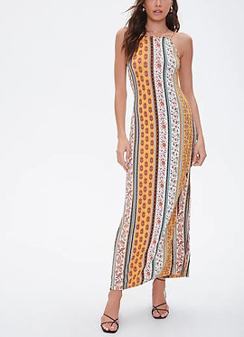 FOREVER 21 Floral Cami Maxi Dress