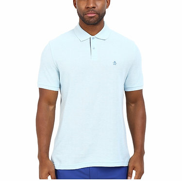 Original Penguin Daddy-O Polo Crystal Blue