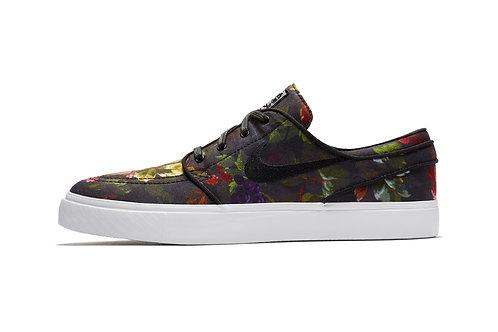 Nike SB Men's Stefan Janoski Floral Canvas Sneakers