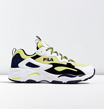 FILA Men's Ray Tracer Sneaker