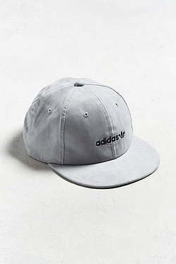 adidas Faux Suede Relaxed Strapback Hat