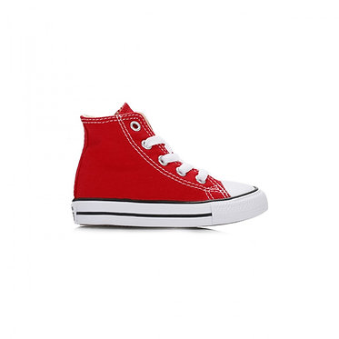 Converse Toddler All Star Red Chuck Taylor Hi