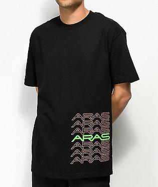 Aras Preacher Black T-Shirt