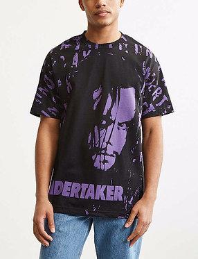 Urban Outfitters Black Undertaker Tee