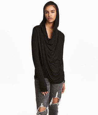 H&M Women's Drape Light Sweater