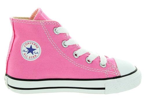 Converse Toddler All Star Pink Chuck Taylor Hi