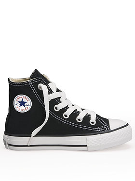 Converse Toddler All Star Black Chuck Taylor Hi