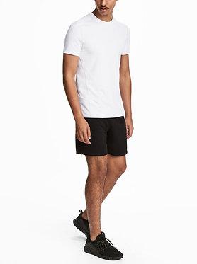 H&M Men's Black Sports Shorts