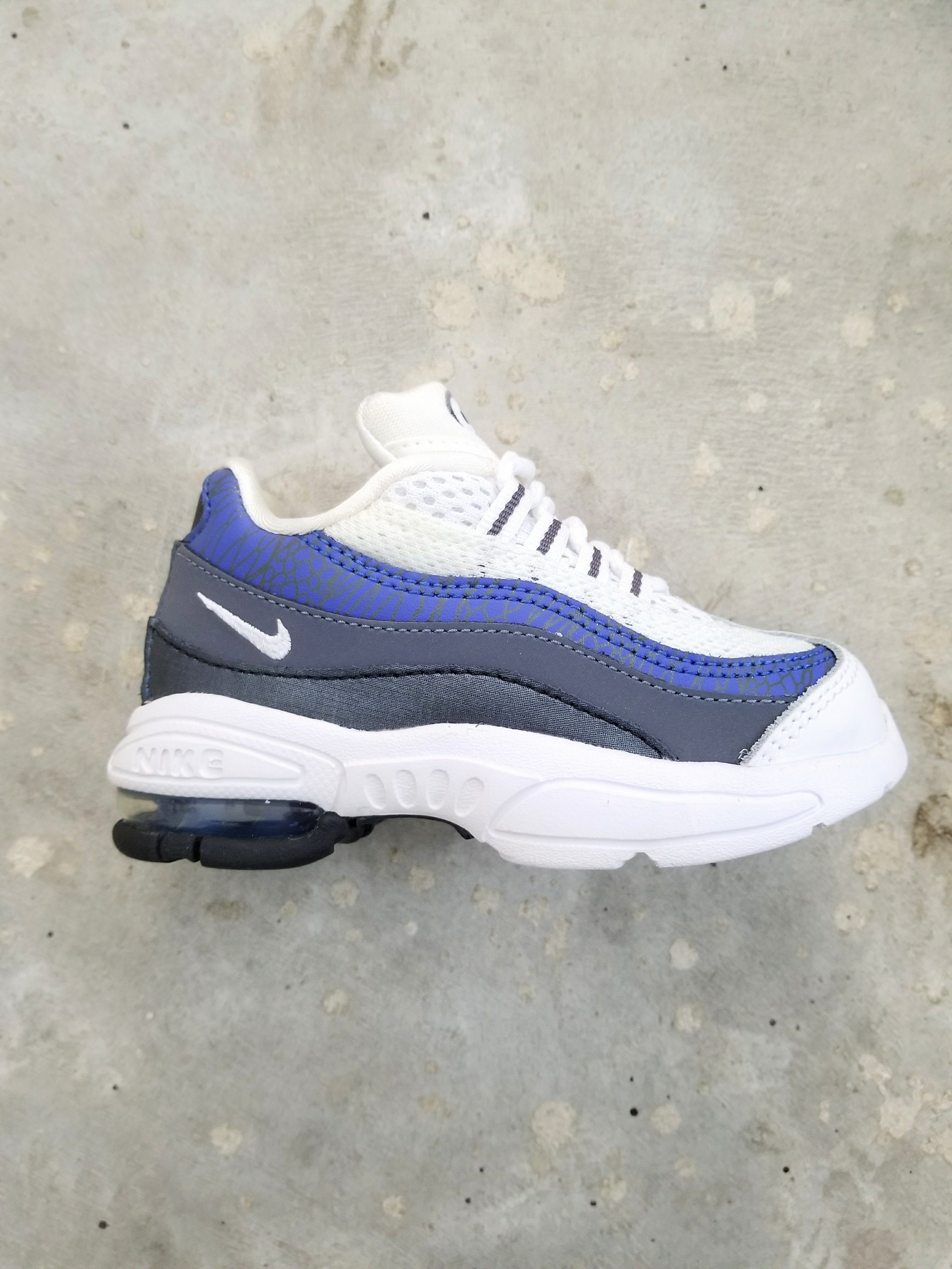 best sneakers 20d6f 97d92 Nike Infant/Toddler Little Air Max '95