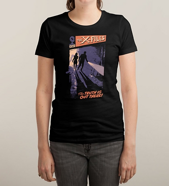 Out there Women's Tee