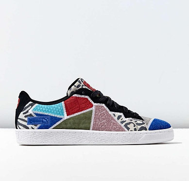 Puma Men's Recycled Suede Sneaker