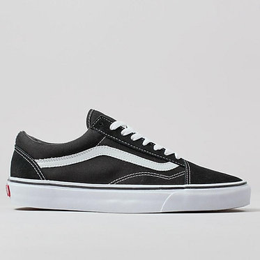 VANS Old Skool Black and White