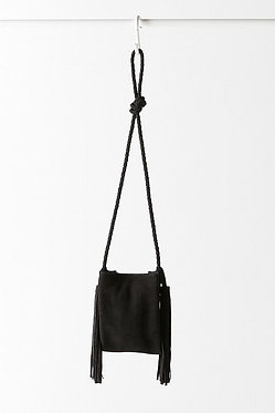 Urban Outfitters Tassel Fringe Mini Crossbody Bag