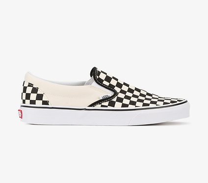 VANS Classic Checkerboard Slip-On Sneakers