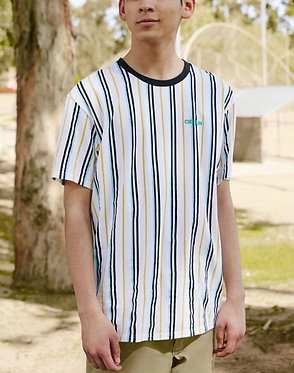 PacSun Engol Striped T-Shirt