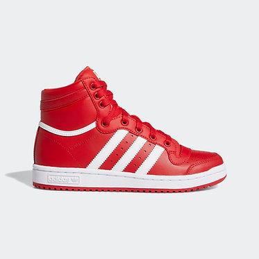 adidas Top Ten Hi Sneakers Red
