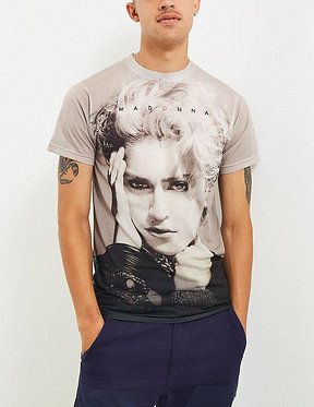 Madonna Sublimated Tee by Urban Outfitters