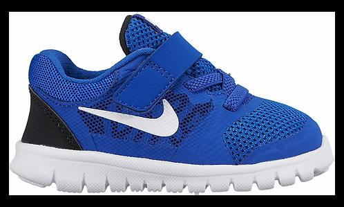 Nike Toddler Royal Blue Flex Run Sneakers