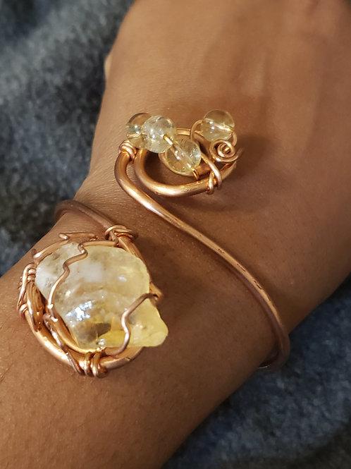 Copper Bracelet/Arm Cuff
