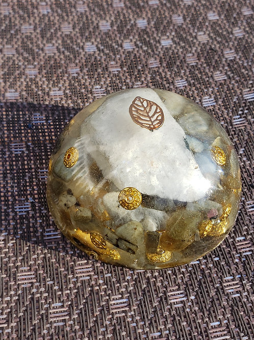 Semi-Dome Orgonite